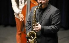 Student shows highlight DePaul jazz program