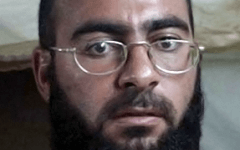 Who was mysterious Islamic State group leader al-Baghdadi?