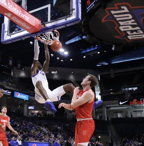 DePaul seeks biggest win of the season against Marquette