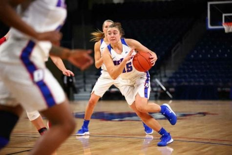 DePaul women's basketball handles Miami, starts season 1-0