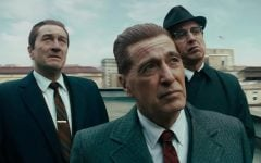 'The Irishman' highlight's director Martin Scorsese's continued success