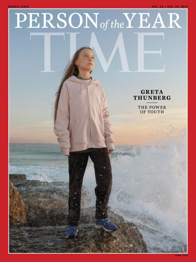 Climate activist Greta Thunberg chosen to be Time 'Person of the Year'
