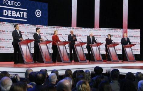 Key takeaways from Democratic presidential debate in L.A.