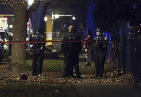 Chicago police: 13 wounded in shooting at memorial party