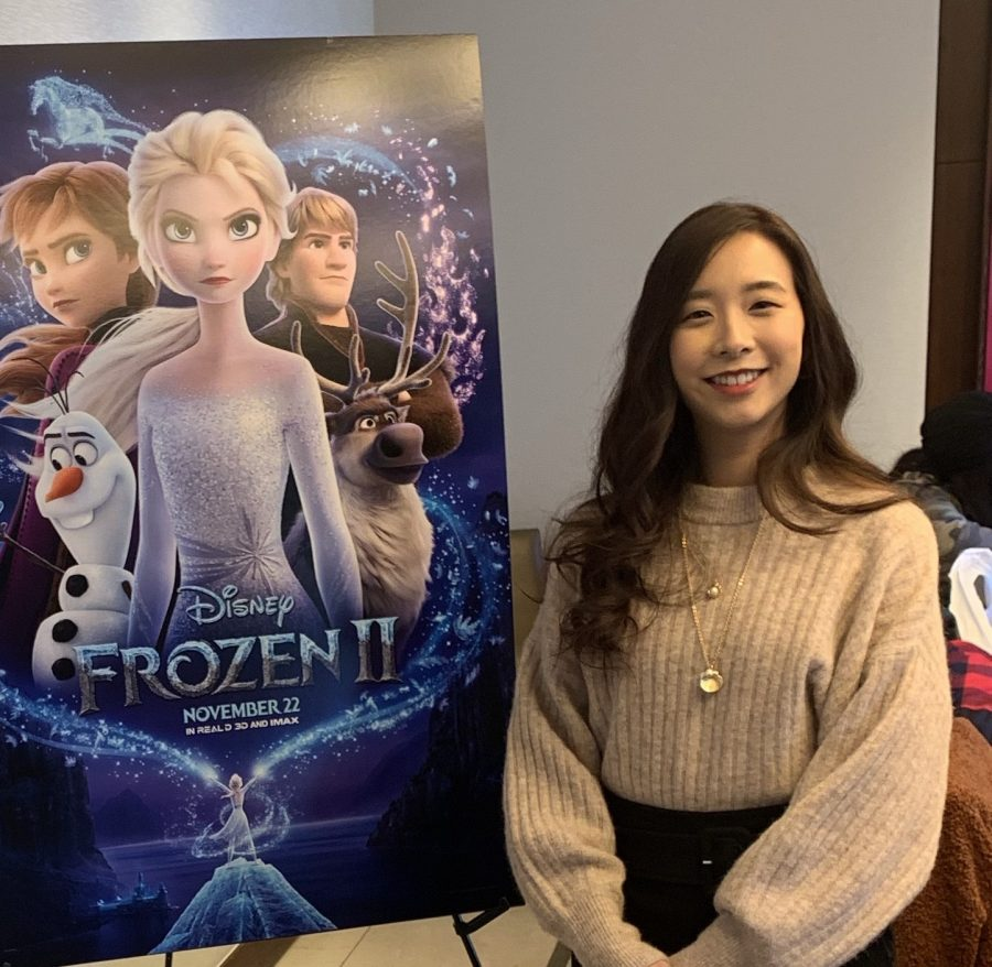 'Some Things Never Change': Chicagoland native uses love of Disney films as 'Frozen 2' story artist