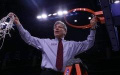 Doug Bruno celebrates 700th win as head coach of DePaul women's basketball
