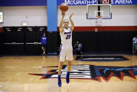 Blue Demons fall to Dayton Flyers 92-80 in Maggie Dixon Classic championship game