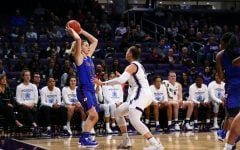 Late Sonya Morris jumper lifts DePaul over Northwestern in road test