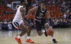 Former four-star recruit DJ Williams has joined the men's basketball team