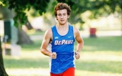 DePaul track athletes reflect on helping young boy in coyote incident