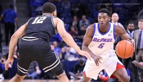 DePaul's upset bid falls short in overtime against Villanova