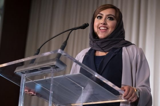DePaul senior, elected official Bushra Amiwala talks burnout, image and pushing her limits