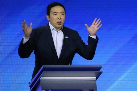 Andrew Yang, who created buzz with freedom dividend, ends 2020 bid
