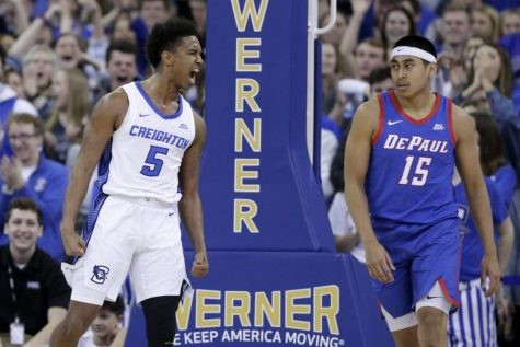 DePaul men's basketball slips focus in overtime loss to Northwestern