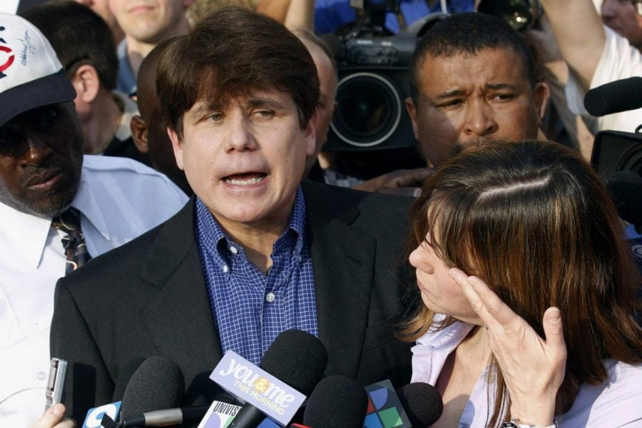 Trump commutes former Illinois Gov. Blagojevich's sentence