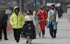 Infections climb in South Korea as world fights coronavirus