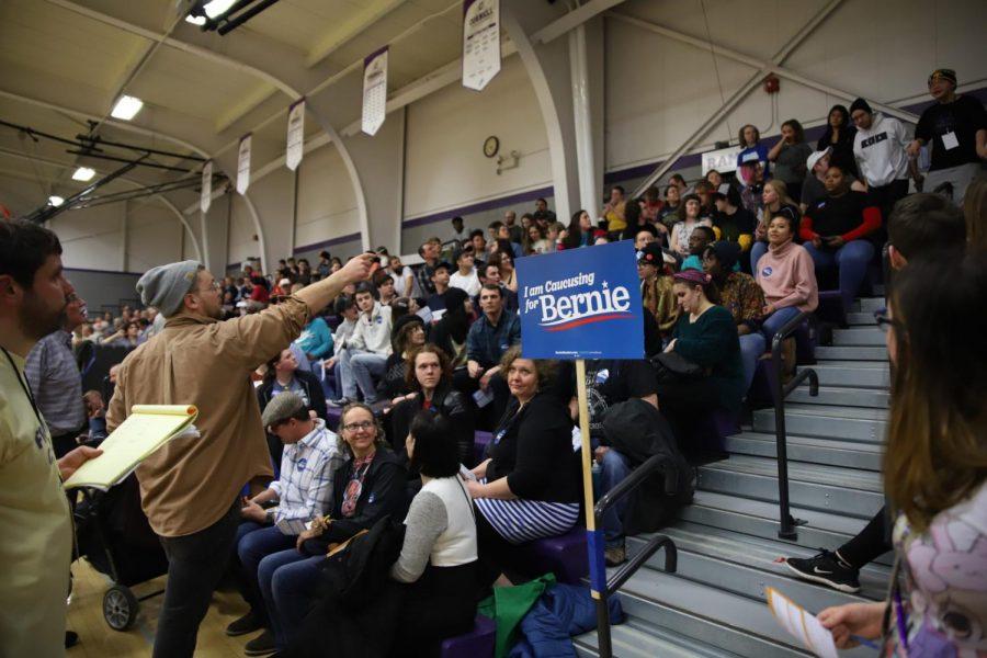 Supporters+of+Sen.+Bernie+Sanders+at+the+Mt.+Vernon+South+Precinct+in+Mt.+Vernon%2C+IA%2C+on+Feb.+3%2C+2020.