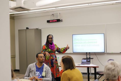 DePaul workshop bridges design and empathy