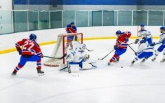 DePaul hockey's playoff chances cut short in first round