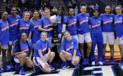 Second half surge soars DePaul over Xavier, securing a share of the Big East title