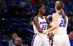 DePaul women's basketball senior duo enters home stretch of college career