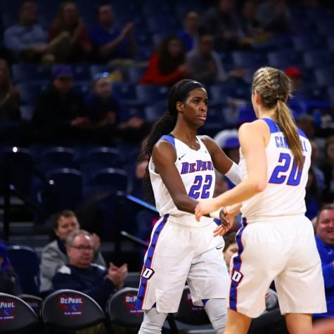 Blue Demons celebrate 17th straight year in NCAA Tournament