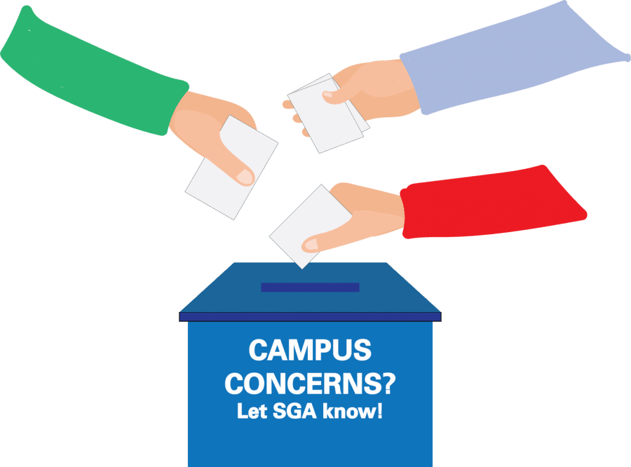 Op-ed: DePaul's Student Government Association wants to hear from you