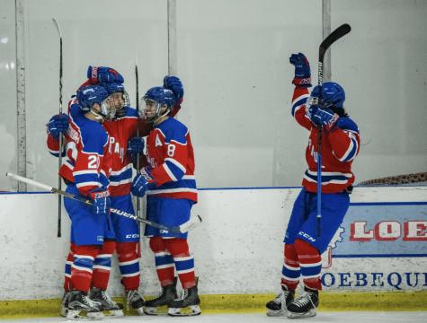 DePaul hockey sweeps Oshkosh to qualify for postseason