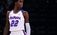 Chante Stonewall's career day lifts DePaul women's basketball over Seton Hall