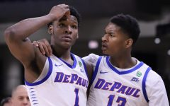 DePaul falls to Xavier 78-67 for 13th Big East loss