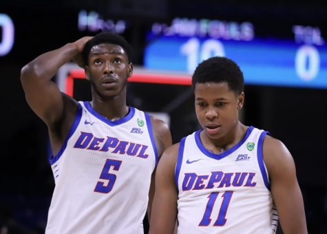 DePaul men's basketball stymied by Butler 67-53