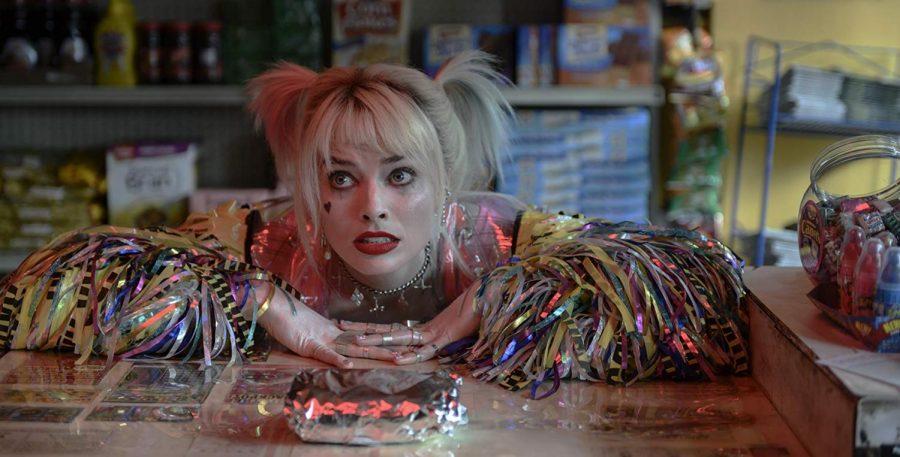 Margot Robbie in