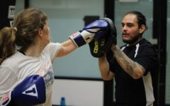 DePaul boxing club promotes confidence, safety