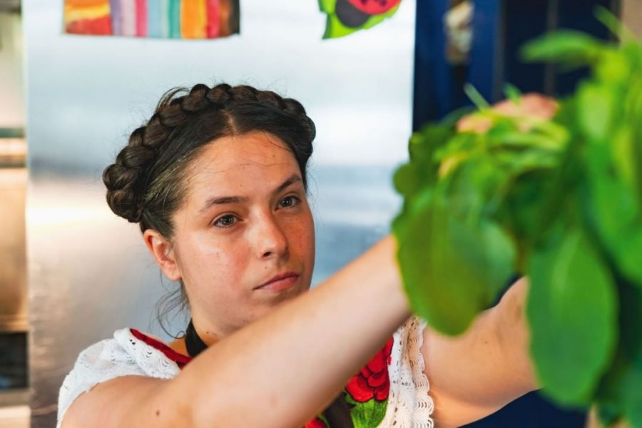 Mexican American chef aims to challenge so-called 'authentic Mexican food'
