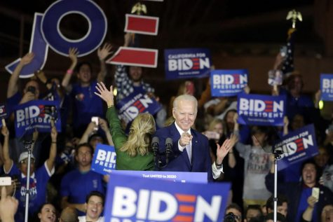 Takeaways from Super Tuesday: Bloomberg out, Biden buoyed