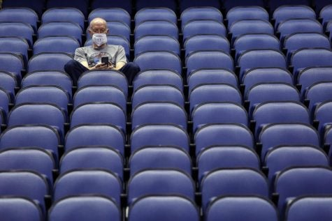 COLUMN: Coronavirus robs sports fans of their most cherished outlet