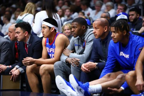 Blue Demons fall to Butler 60-42 in poor offensive display