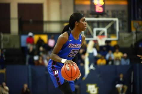 DePaul women receive Big East season honors