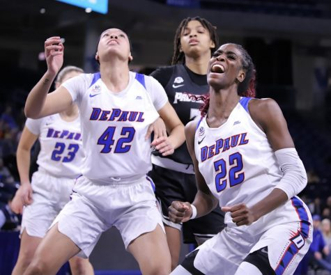 DePaul women fire on all cylinders in Big East tournament quarterfinal