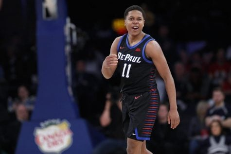 DePaul pulls off upset win over Xavier in first round of Big East Tournament