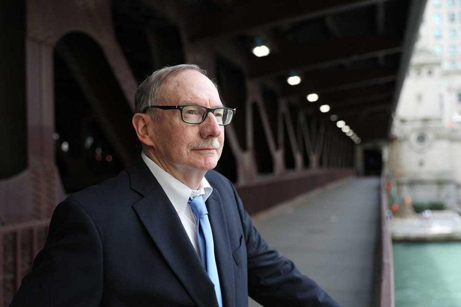 Patrick O'Brien — La DePaulia