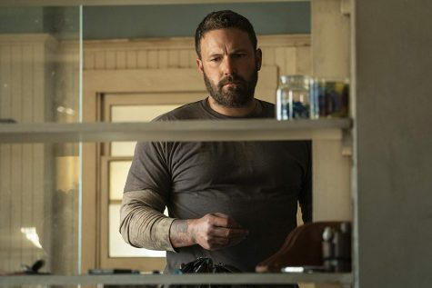 Jack Cunningham played by Ben Affleck in