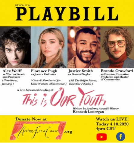 Acting for a Cause organizes live readings of plays to help keep culture alive during pandemic