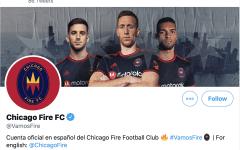Chicago Fire lanza redes sociales en español: Lo que esto significa para nuestra comunidad