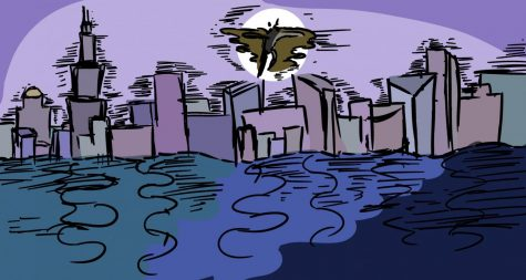 """Has the fabled """"Mothman"""" made Chicago home?"""