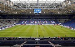 La Bundesliga alemana se convierte en la primera gran liga de fútbol del mundo en reiniciarse después de una suspensión de dos meses debido a la pandemia del coronavirus.