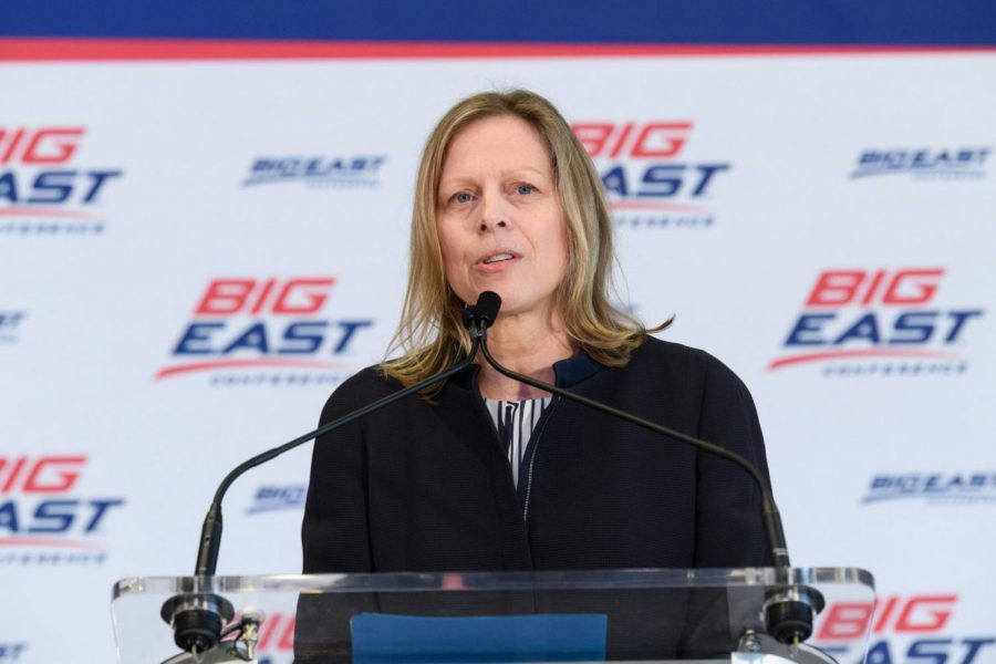 Big East commissioner Val Ackerman