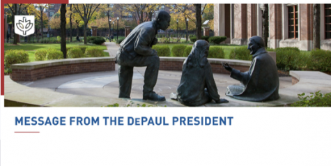 Victim of police brutality misnamed in message from DePaul president about remembering black lives lost