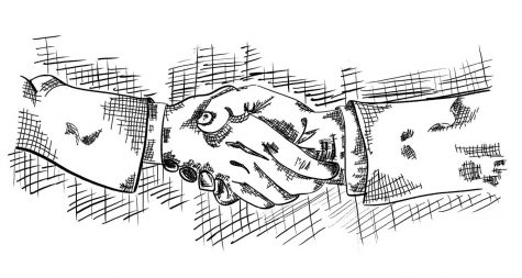 Handshakes may not survive the coronavirus pandemic