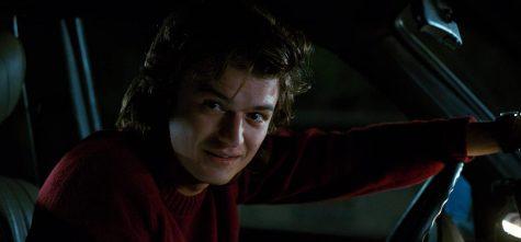 """Joe Keery in """"Stranger Things."""""""